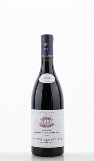 Corton-Clos-du-Roi Grand Cru rouge 2018 –  Chandon de Briailles