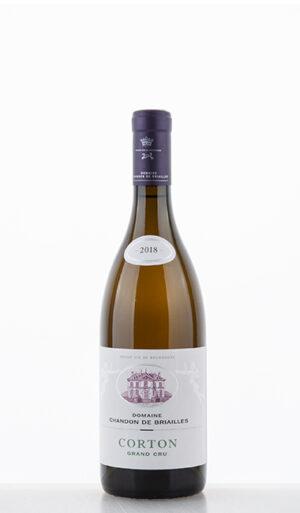 Corton Grand Cru blanc 2018 –  Chandon de Briailles
