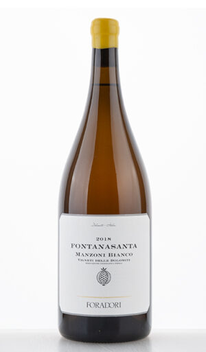 Fontanasanta Manzoni Bianco Vigneti delle Dolomiti IGT 2018 1500ml –  Foradori
