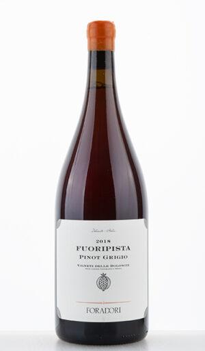 Fuoripista Pinot Grigio Vigneti delle Dolomiti IGT 2018 1500ml –  Foradori