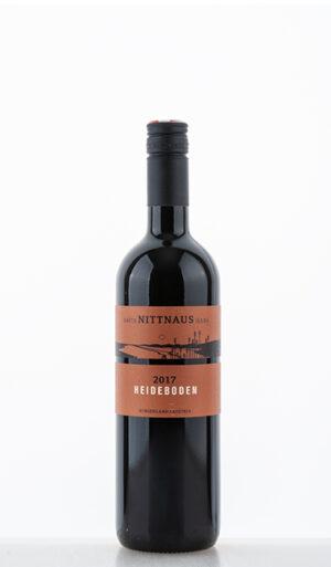 Heideboden Rot 2017 –  Nittnaus Anita & Hans