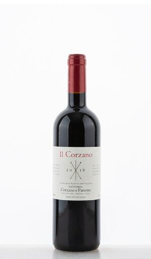 Il Corzano Rosso IGT 2016 –  Corzano e Paterno