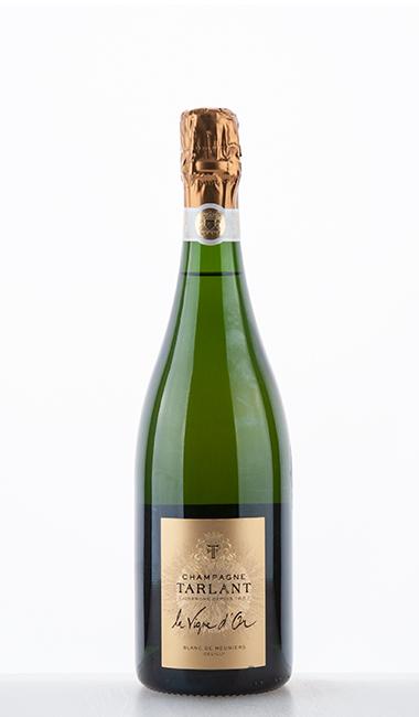 La Vigne d'Or Brut Nature Blanc de Meuniers 2004 –  Tarlant