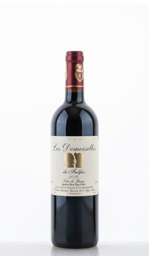Les Demoiselles de Falfas Côtes de Bourg 2019 –  Château Falfas