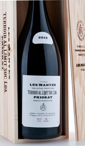 Les Manyes 2012 3000ml –  Terroir al Limit