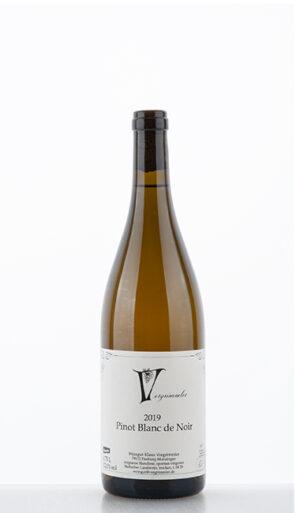 Pinot Blanc de Noir 2019 –  Klaus Vorgrimmler