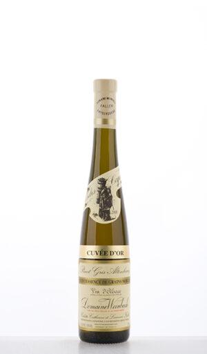 Pinot Gris Altenbourg Quintessences de Sélection de Grains Nobles 2008 375ml –  Domaine Weinbach