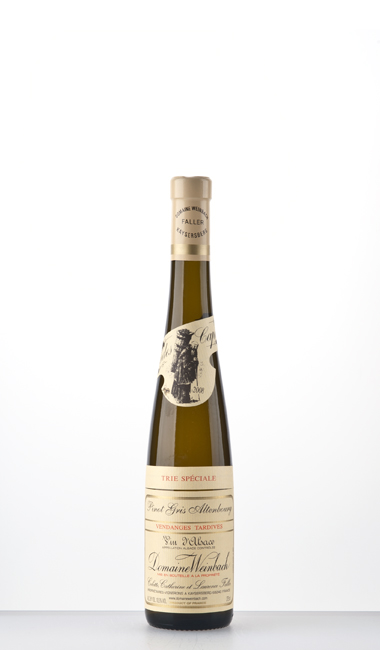 Pinot Gris Altenbourg Trie Spéciale Vendanges Tardives 2008 375ml –  Domaine Weinbach