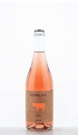 Prosa Rose Perlwein trocken 2019 Meinklang 2 300x513 - Lebendige Weine