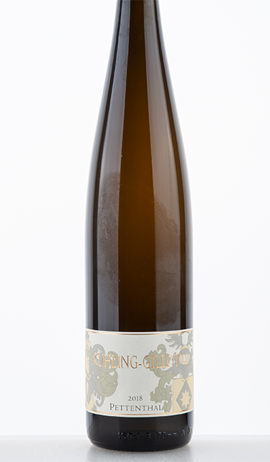 Riesling Pettenthal GG 2018 1500ml Kuehling Gillot 2