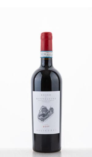 Rosso di Montalcino DOC 2017 –  Salicutti