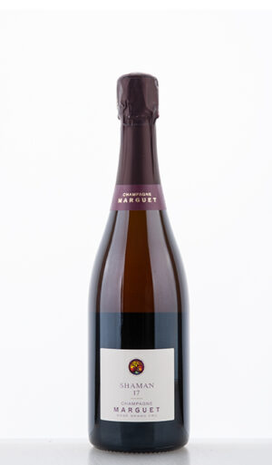 Shaman 17 Rosé Grand Cru Brut Nature NV –  Marguet