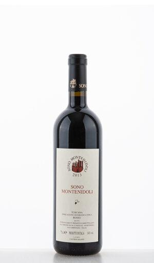Sono Montenidoli Toscana Rosso IGT 2013 –  Montenidoli