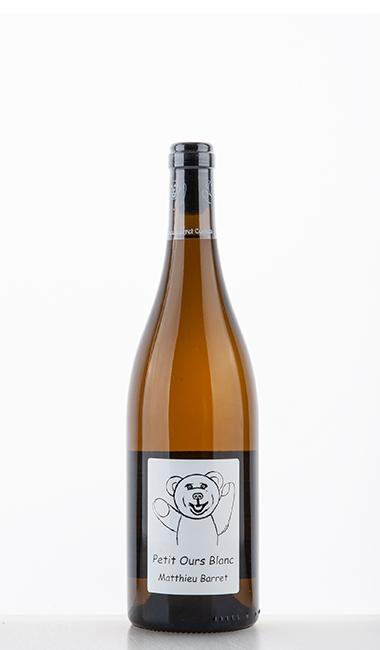 """Vin de France """"Petit Ours Blanc"""" 2019 –  Du Coulet"""
