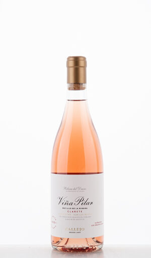 Viña Pilar Rosé Clarete 2019 –  Felix Callejo