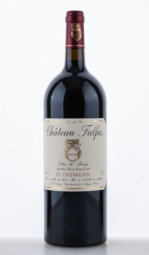 le Chevalier Côtes de Bourg 2012 1500ml –  Château Falfas