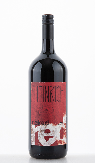 naked red 2017 1500ml –  Heinrich
