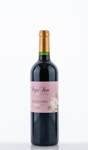 Clos Des Cistes 2010 –  Peyre Rose