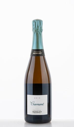 Cramant 2015 Grand Cru Brut Nature 2015 –  Marguet