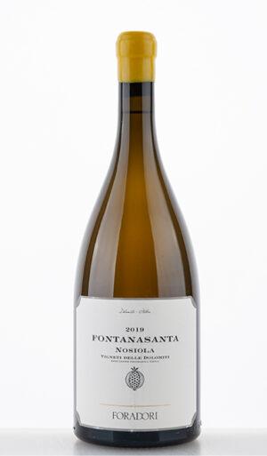 Fontanasanta Nosiola Vigneti delle Dolomiti IGT 2019 1500ml –  Foradori
