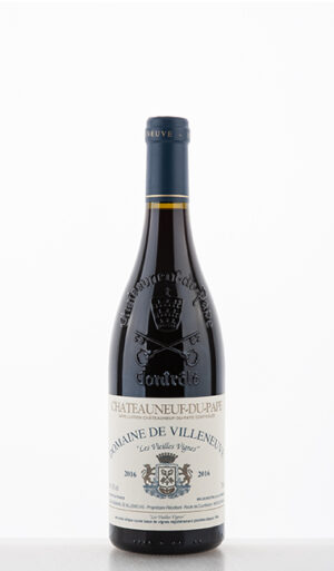 """Châteauneuf-du-Pape """"Les Vieilles Vignes"""" 2016 –  de Villeneuve"""
