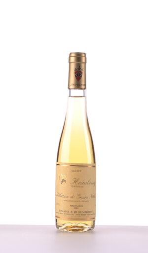 Pinot Gris Heimbourg Sélection de Grains Nobles 2005 375ml –  Domaine Zind-Humbrecht