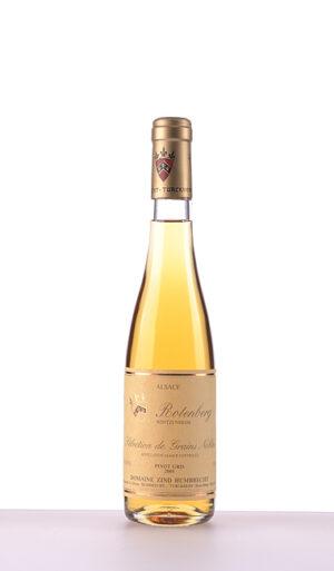 Pinot Gris Rotenberg Sélection de Grains Nobles 2005 375ml –  Domaine Zind-Humbrecht