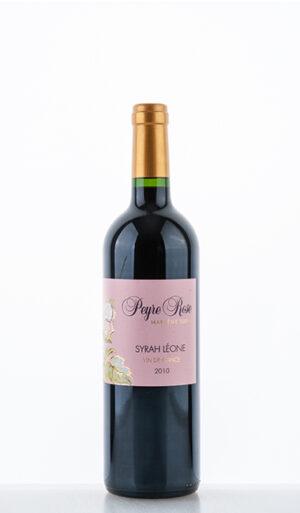 Syrah Léone 2010 –  Peyre Rose