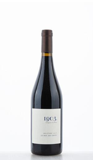 1903 Carignan Côtes Catalanes rouge IGP 2017 –  Roc des Anges