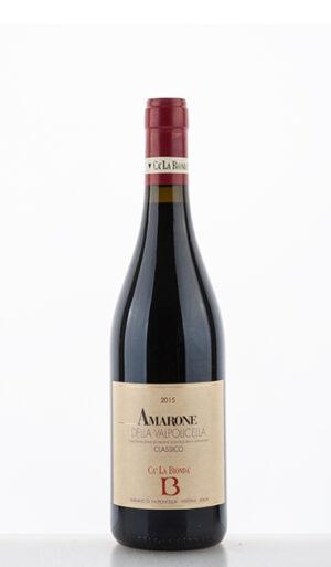Amarone Classico 2015 –  Cà la Bionda