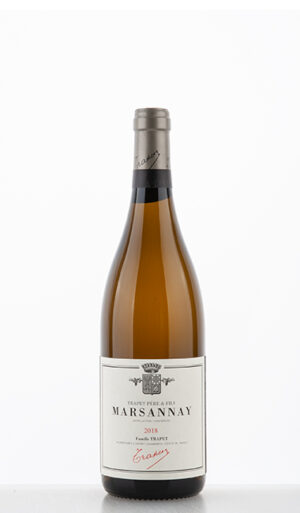 Marsannay blanc 2018 –  Trapet Père & Fils