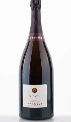 Shaman 17 Rosé Grand Cru Brut Nature NV 1500ml –  Marguet