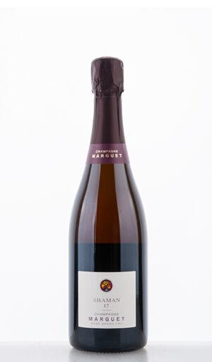 Shaman 17 Rosé Grand Cru Brut Nature NV –  Marguet