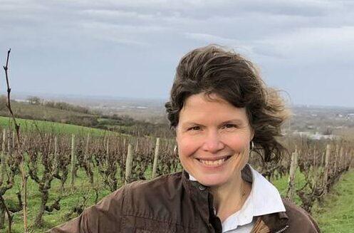 Liv Vincendeau in her Domaine