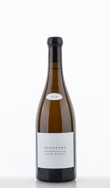 """Sancerre blanc """"Monoparcelle 538"""" AOC 2019 - Claude Riffault"""