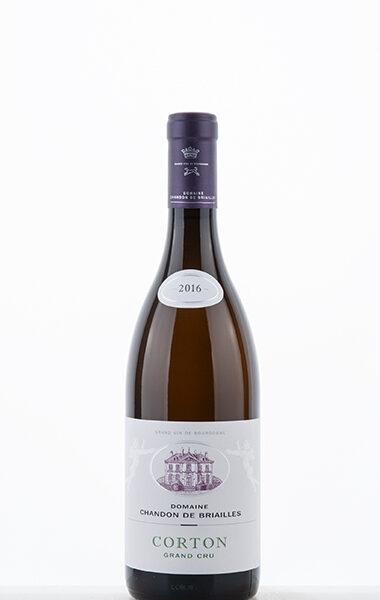 Corton Grand Cru blanc 2016