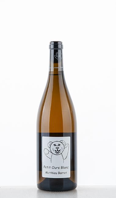 """Vin de France """"Petit Ours Blanc"""" 2020"""
