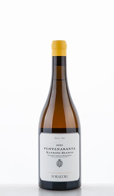 Fontanasanta Manzoni Bianco Vigneti delle Dolomiti IGT 2020 375ml