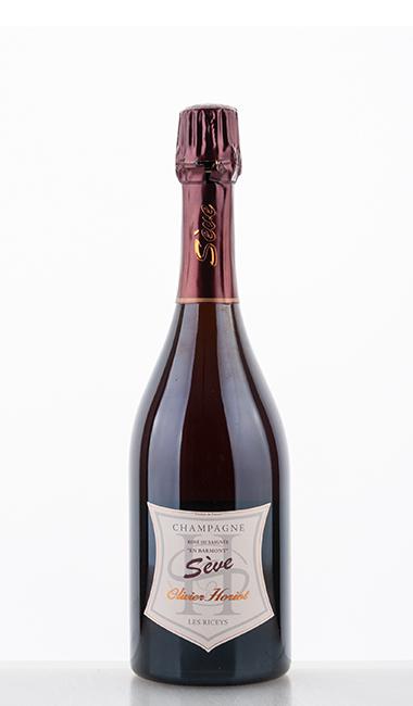 """Cuvée """"Sève"""" Rosé de Saignée Brut Nature 2013"""