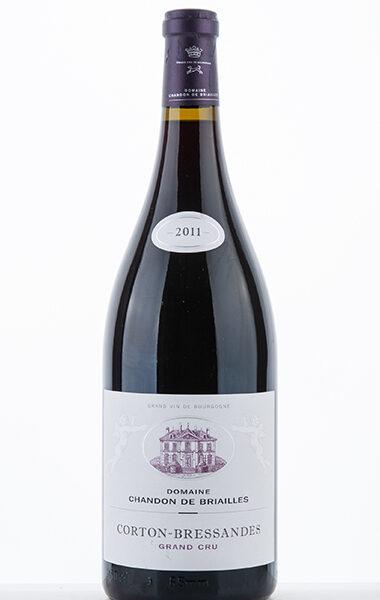 Chandon de Briailles Corton-Bressandes Grand Cru rouge 2011 1500ml