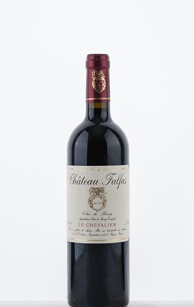 le Chevalier Côtes de Bourg 2012