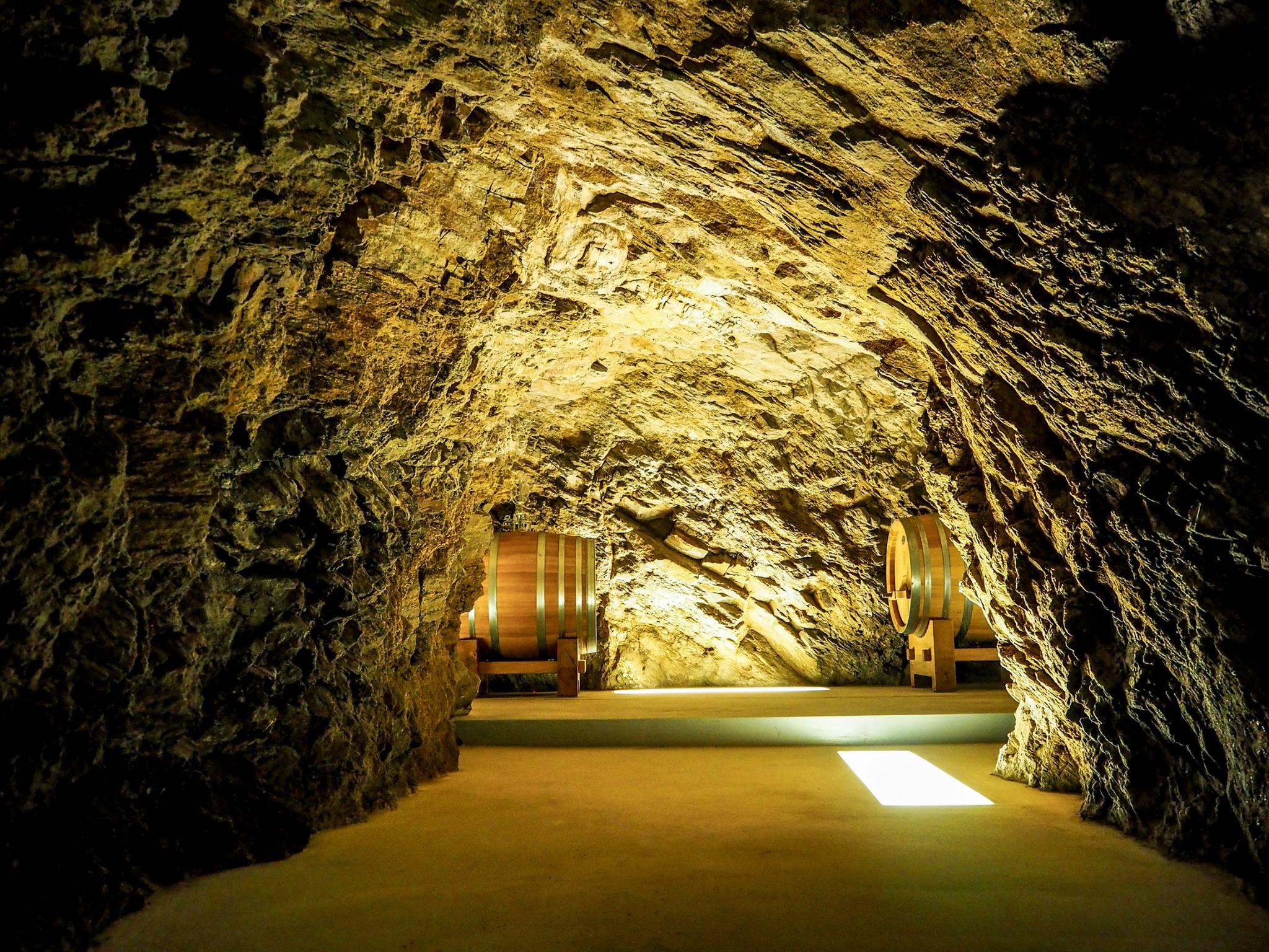 The rock cellar of HM Lang