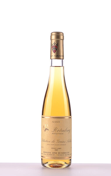 Domaine Zind-Humbrecht Pinot Gris Rotenberg Sélection de Grains Nobles 2005 375ml