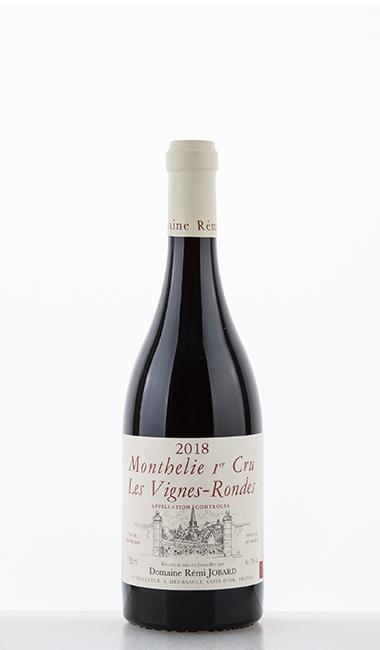 Rémi Jobard Monthelie 1er Cru Les Vignes-Rondes 2018