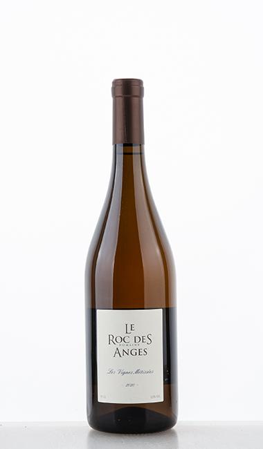 Roc des Anges Les Vignes Métissées Côtes Catalanes rosé IGP 2020