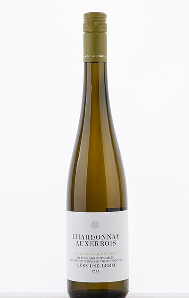 Michael Andres Chardonnay Auxerrois Loess and Clay 2020