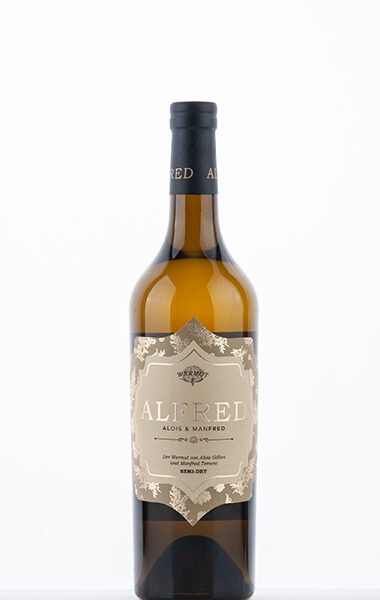 Tement Gölles & Tement Vermouth ALFRED semi-dry NV