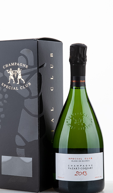 Spécial Club Extra Brut Blanc de Blancs Chouilly Grand Cru 2013