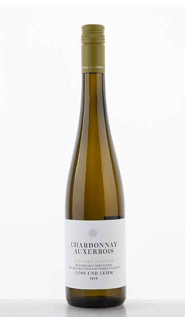 Chardonnay Auxerrois Loess and Clay 2020