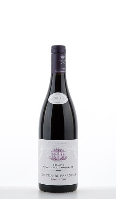 Corton-Bressandes Grand Cru rouge 2012